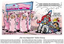 Illustration und Atikel über die Rosa Käppscher